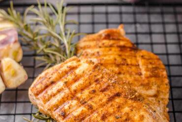Ein leckeres Hähnchensteak in Uelzen essen.