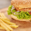 Ein leckerer Classic Chicken Burger aus Uelzen.