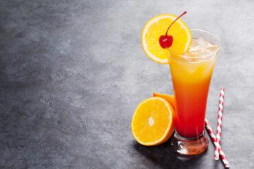 Einen Tequila Sunrise in Uelzen trinken.