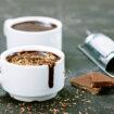 Eine leckere heiße Schokolade in Uelzen trinken.