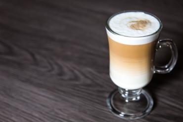 Einen leckeren Latte Macchiato in Uelzen trinken.